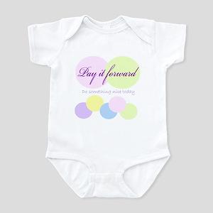 Pay it forward circles Infant Bodysuit