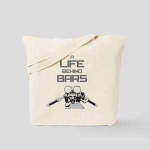 A Life Behind Bars Tote Bag