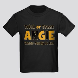 Angie Trick or Treat T-Shirt