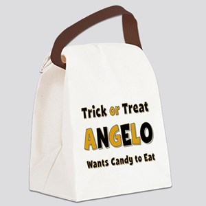 Angelo Trick or Treat Canvas Lunch Bag