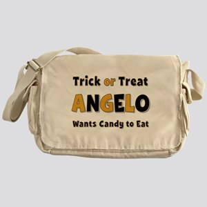 Angelo Trick or Treat Messenger Bag