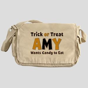 Amy Trick or Treat Messenger Bag