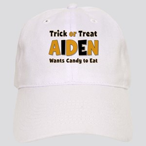 Aiden Trick or Treat Baseball Cap