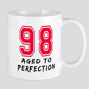 98 Year birthday designs Mug