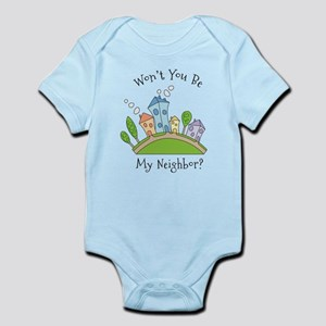 Wont You Be My Neighbor? Body Suit