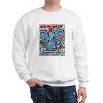 Colorful Cancer Angel Sweatshirt