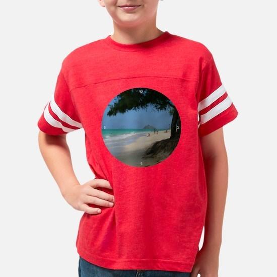 3-MokuluaIslands1-Circle Youth Football Shirt