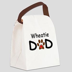 Wheatie Dad Canvas Lunch Bag
