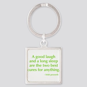 good-laugh-opt-green Keychains