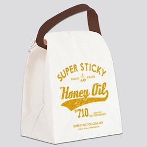 Super Sticky Honey Oil Canvas Lunch Bag