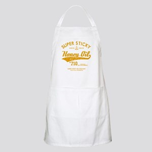 Super Sticky Honey Oil Apron