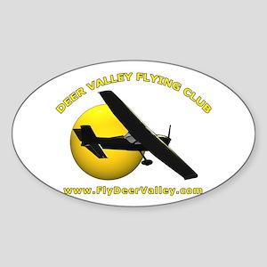 DV Logo Sticker