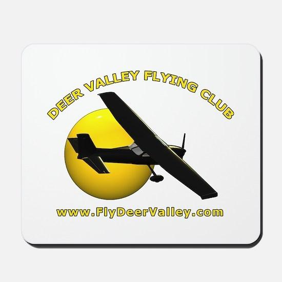 DV Logo Mousepad