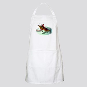 Fish On Apron
