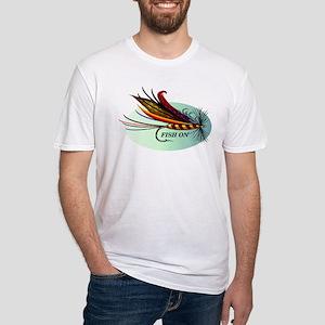 Fish On T-Shirt