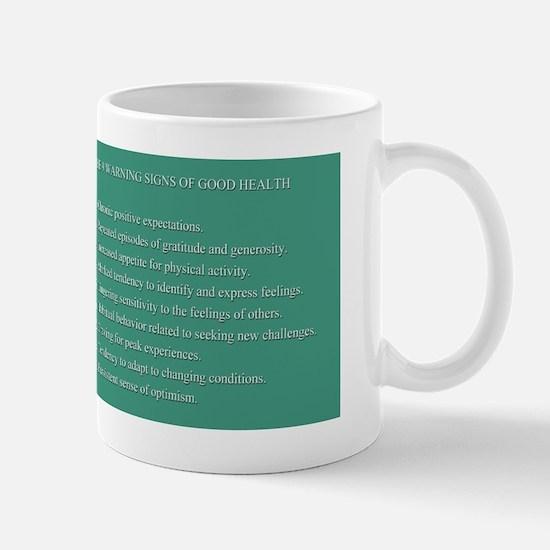 Inside a Therapist's Mind Mug design Mug