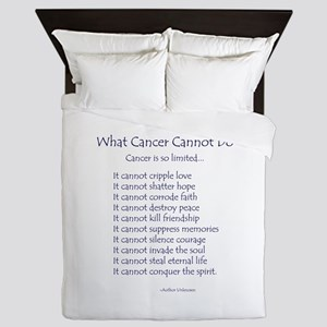 What Cancer Cannot Do Inspirational Cancer Poem Qu
