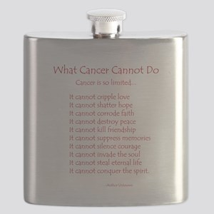 What Cancer Cannot Do Poem Flask