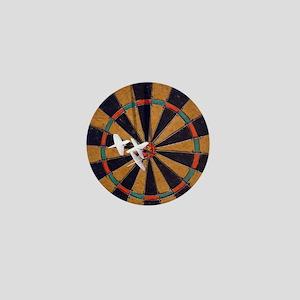 Vintage Darts Mini Button
