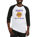 Ass To Grass Baseball Jersey