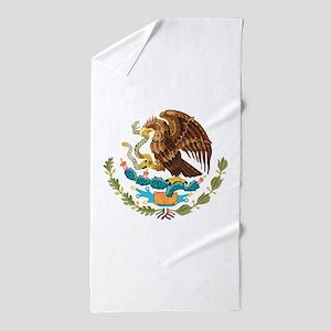 Mexico COA Beach Towel