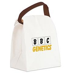 bbc genetics Canvas Lunch Bag