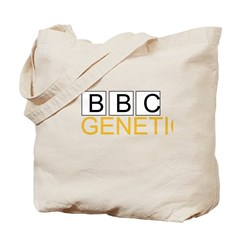 bbc genetics Tote Bag