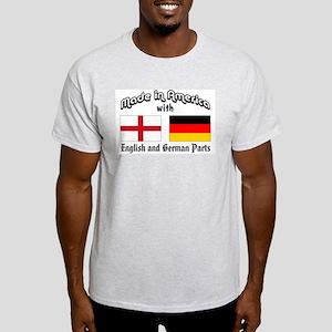English & German Parts Light T-Shirt