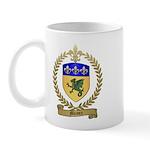 MEAUX Family Crest Mug