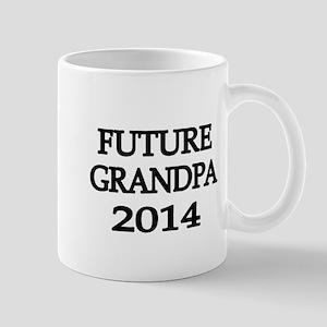 FUTURE GRANDPA 2014 Mug