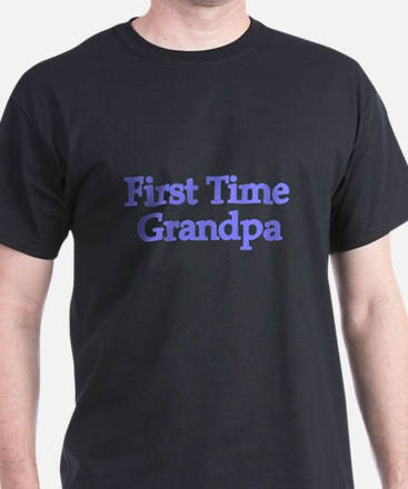 First Time Grandpa 2 T-Shirt