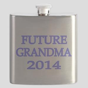 FUTURE GRANDMA 2014 -2 Flask