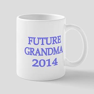 FUTURE GRANDMA 2014 -2 Mug