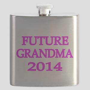 FUTURE GRANDMA 2014 Flask