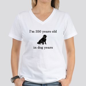 50 birthday dog years lab T-Shirt