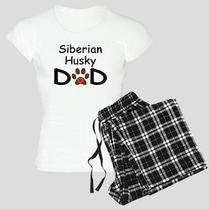 Siberian Husky Dad Pajamas