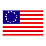 Betsy ross flag Single