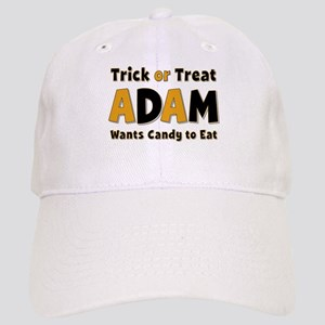 Adam Trick or Treat Baseball Cap