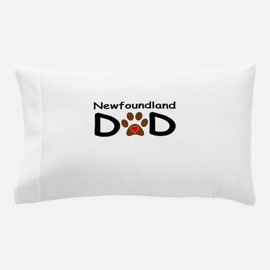 Newfoundland Dad Pillow Case