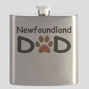 Newfoundland Dad Flask