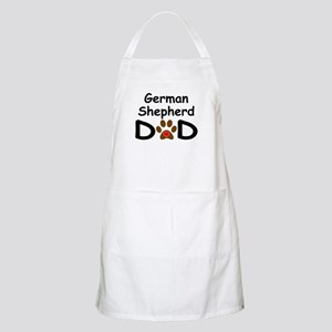 German Shepherd Dad Apron