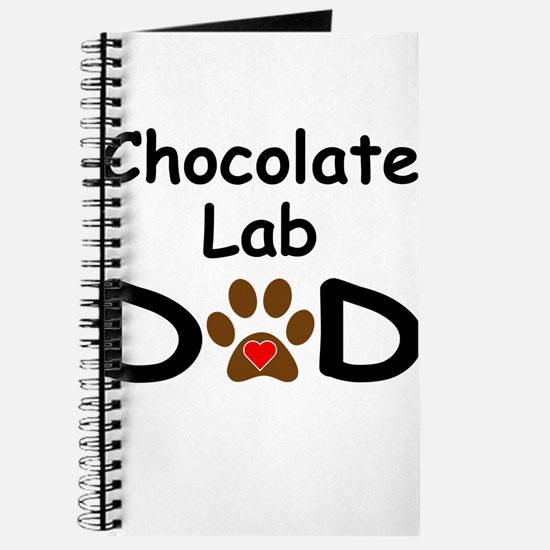 Chocolate Lab Dad Journal