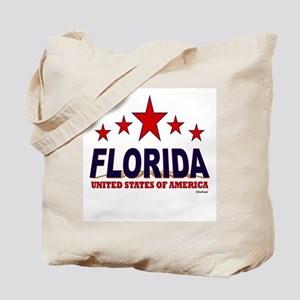 Florida U.S.A. Tote Bag
