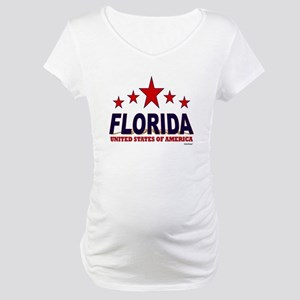 Florida U.S.A. Maternity T-Shirt
