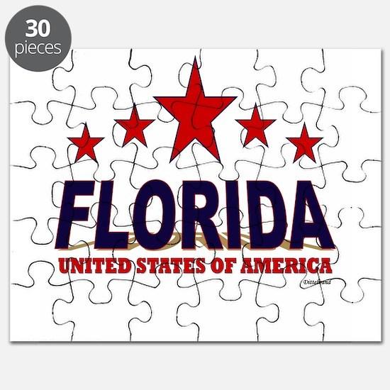 Florida U.S.A. Puzzle