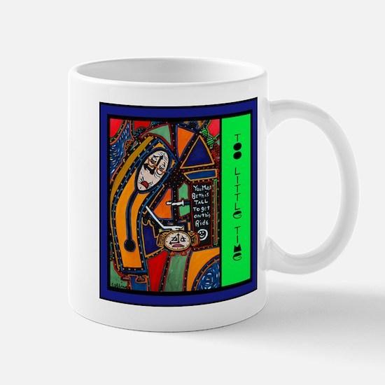 Too Little Time Collectible Coffee Mug