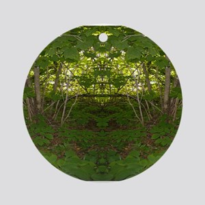 Nature Spirits 115a Ornament (Round)