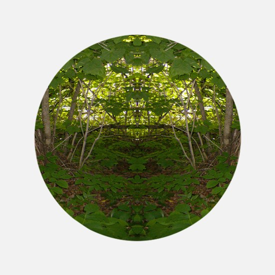 """Nature Spirits 115a.jpg 3.5"""" Button"""