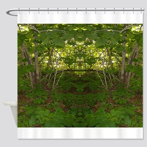 Nature Spirits 115a Shower Curtain
