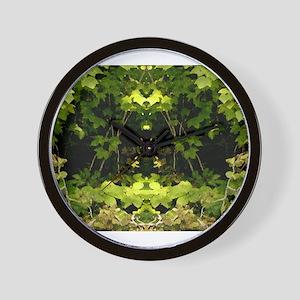 Nature Spirits 114a Wall Clock
